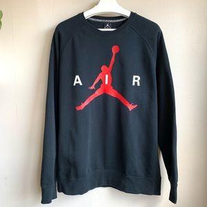 Air Jordan AIR jump man logo NWOT